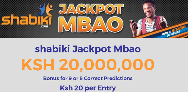How to Receive Shabiki Power 13 Jackpot Predictions Today—Make Ksh