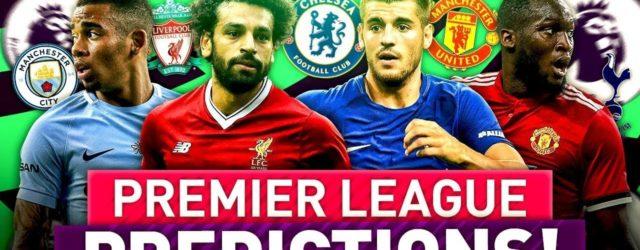 EnglishPremier league Predictions
