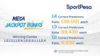sportpesa mega results
